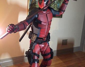 Deadpool Armored Suit
