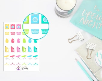 Laundry Day Sticker Sheet