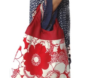 Oversized Slouch Bag, Hobo Handbag, Large Hobo Purse, Faux Leather Slouch, Everyday Bag, Hobo Slouch, Pluz Size Tote Bag, Gift for Her, Bold