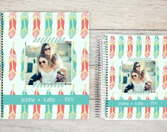 Planner | 2018 Planner | Weekly Planner | Hourly Planner | Custom Planner | Personal Planner | Life Planner | Planners | whimsical feather