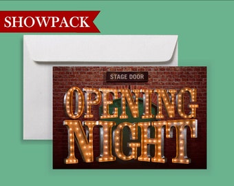 SHOWPACK: Glowing Marquee