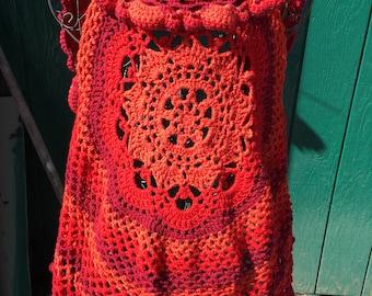 Hippy Circle Vest