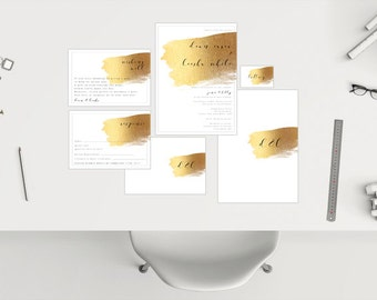 Wedding Package // Gold