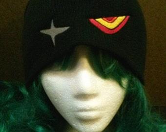 Anime and manga Kill La Kill inspired Senketsu beanie skull cap