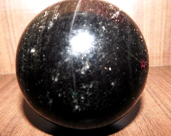 Amazing Quality Black Oxydiam Ball Good Shapes And Colour 577 Gram Weight Gemstone