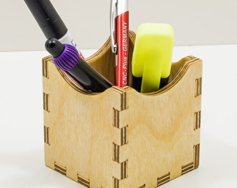 Desk organizer Pen holder *No. 2