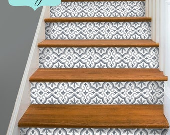 15 Strips Of Stair Riser Vinyl Decal ...