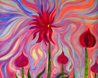 Inspirational Flower Buds