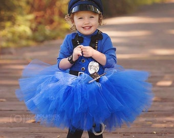 Police Officer Police Costume Police Tutu Police Baby Police Officer Costume Police Halloween Costume Toddler Halloween Costume  sc 1 st  Etsy & Police costume | Etsy
