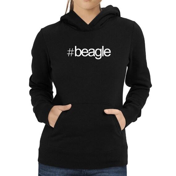 Hashtag Beagle Hoodie 6MmjDJ