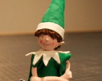 elf Sewing pattern for Christmas boy elf and girl elf