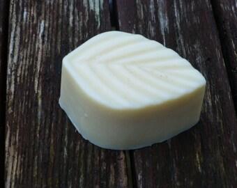 45g Handmade Leaf Shape Lotion (Body) Bar, Vegan