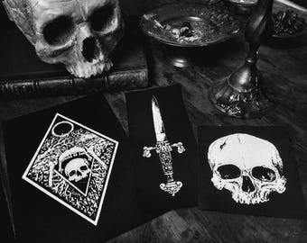 Occult Patch Set #1