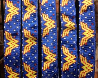 WonderWoman Blitzy Band, Non-SLIP Adjustable Headband, Nonslip headband, athletic headband, headband
