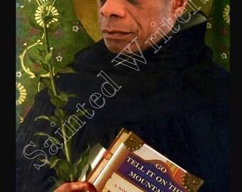 James Baldwin Sainted Writers Secular Prayer Candle