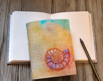 ammonite journal - tremundo