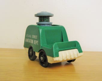 Fisher Price Sesame Street Oscar and Truck