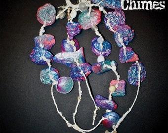 Pink/Purple/Blue Ocean Chime