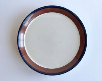 Vintage Mikasa Potter's Craft Ben Seibel Firesong Dinner Plate, Discontinued Mikasa Firesong Dinner Plate by Ben Seibel PF003