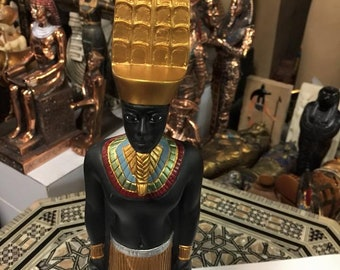 Unique Egyptian Amun-Ra God of Power and Wealth Made In Egypt