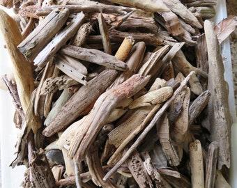 Craft Driftwood Pieces - bulk - sticks - twigs