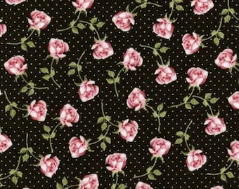 Red Rooster Friendship Tea 423623067-BLA       -- 1/2 yard increments