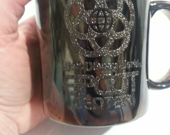 Epcot Center Reflective Coffee Mug