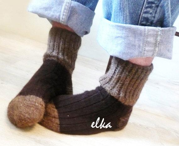 Men's knitted socks / Носки мужские вязаные 0KQyEGx