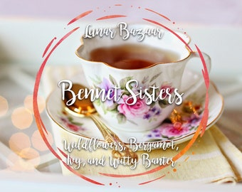 Bennet Sisters - Bookish Soy Candle - 9oz