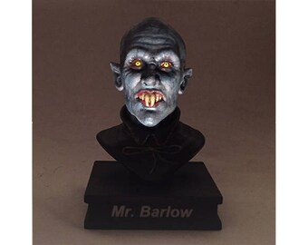 Mr. Barlow Classic Horror Bust