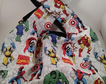 Marvel Superheroes small slouchy/shoulder bag