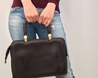 Leather bag, vintage bag, hand bag, retro bag, clutches, leather clutches, bag for women, gift for you, gift