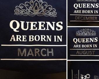 Queens Are Born IN ---------