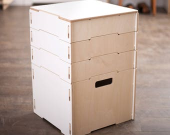 Art and Craft Storage Boxes