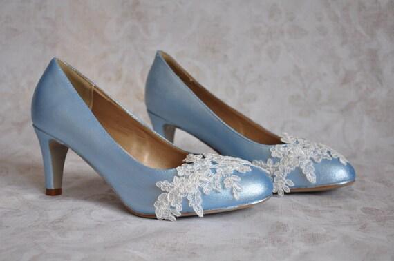 Blue Wedding Shoes Something Blue Wedding Shoes Bridal Shoes