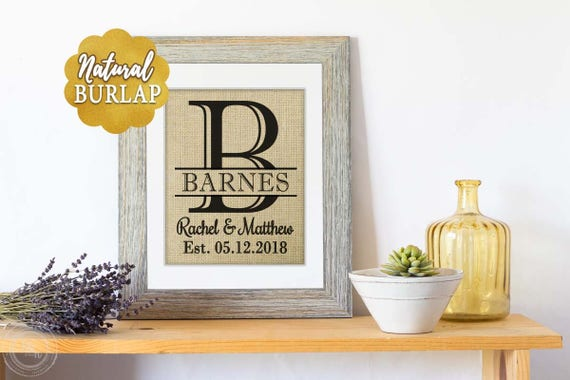 Personalized Wedding Gifts For Couples: Rustic Gifts Personalized Gifts Wedding Gifts For Couple