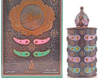 KHALIS ATEEQ by Khalis Perfumes, Attar, Itr, Perfume, Fragrance Oil 20 ML