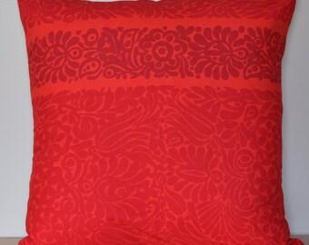 """Marimekko Pillow Cover, Handmade- 20""""x20"""" (50x50cm)"""