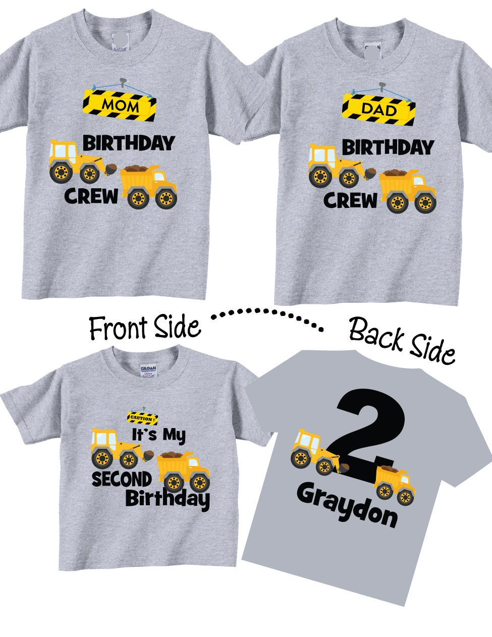 e5643d99 Birthday Shirts For Mom And Dad