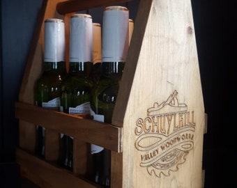 Bottle Caddy w/Custom Logo