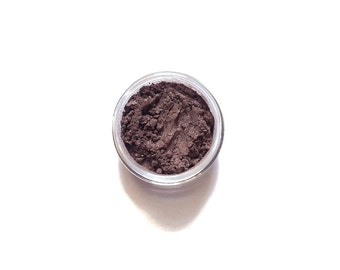 Toast - Rose Taupe Shimmer -Vegan Mineral Eyeshadow - Handcrafted Makeup