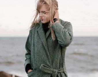 Woolen Coat Motumo 16FW7