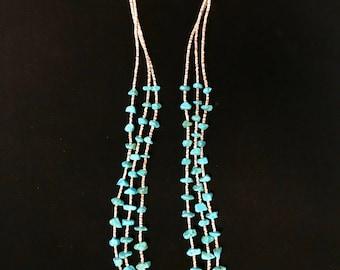 Navaho Turquoise Necklace