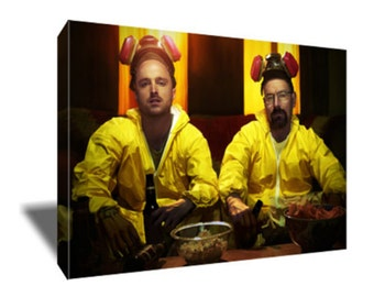 FREE SHIPPING Breaking Bad Another Day at the Office Canvas Art