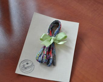 Liberty Shoelace : Liberty Ianthe shoelace (90 cms long)
