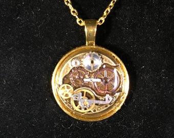 Steampunk Gold!!