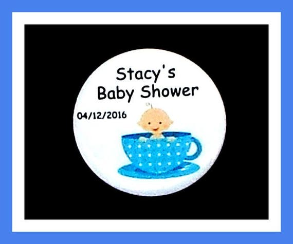 Baby Shower its a Boy Favors,Personalized Buttons Pins,Favor Tags,Its a Boy,Party Favors,Birthday Party Favors,Personalized Favors,Set of 10