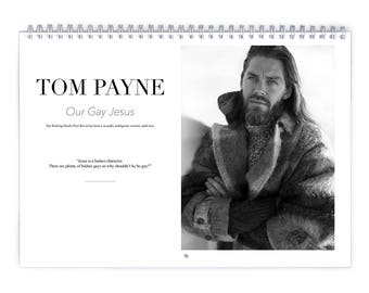 Tom Payne Vol.1 - 2018 Calendar