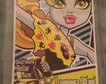 Monster High Lagoona Blue Refrigerator Magnet collector card
