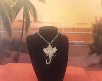 Vintage Repurposed Flatware Necklace